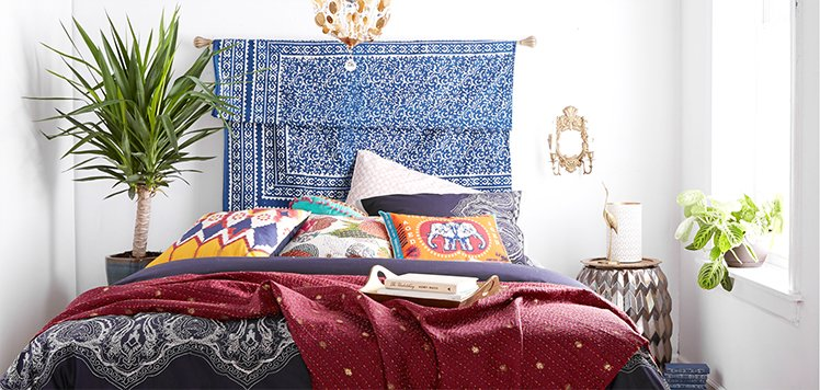The Boho Bedroom