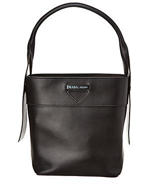 fc611b820 Prada Ouverture Leather Bucket Bag