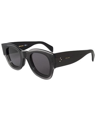 CÉline Women's 41446 S 45mm Sunglasses by Celine