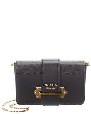 7a7450f2f2aa Prada Cahier Calf Leather Belt Bag from Gilt - Styhunt