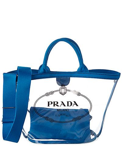Prada Fabric Tote by Prada