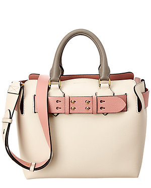 59392eaa38e Burberry Belt Bag Small Tri-Tone Leather Tote from Gilt - Styhunt