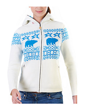 PERFECT MOMENT Women's Hooded Sweater