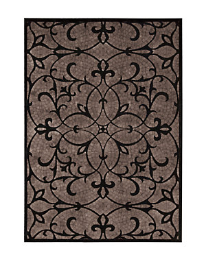 Graphic Illusions 7 ft 9 in x 10 ft 10 in Rug