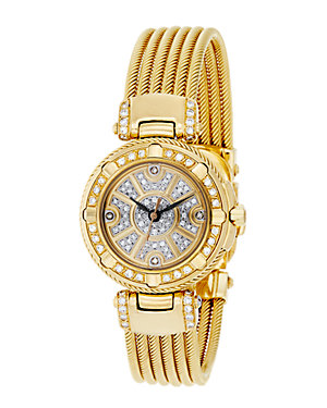 Charriol Women's Celtic Diamond Watch