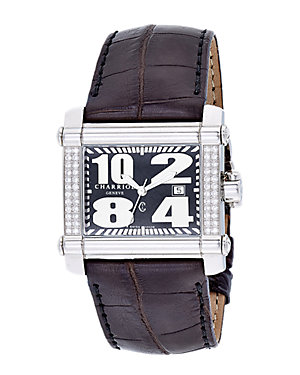 Charriol Men's Actor Diamond Watch