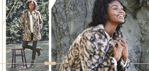 That Warm & Fuzzy Feeling: Faux Fur to Shearling