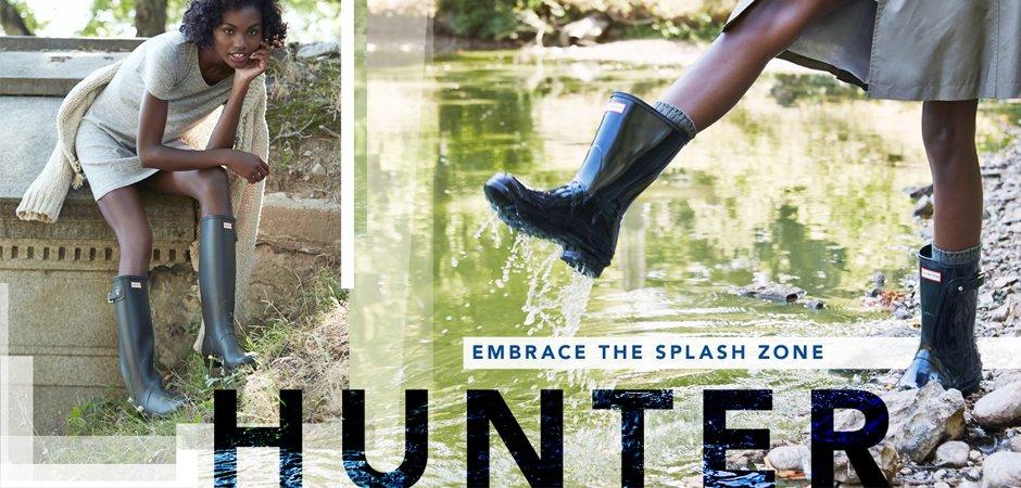 Hunter Women & Men