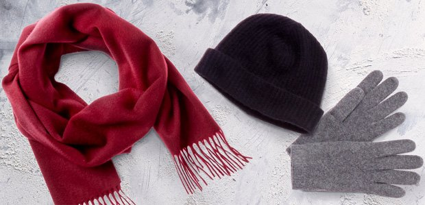 Portolano Cold-Weather Accessories