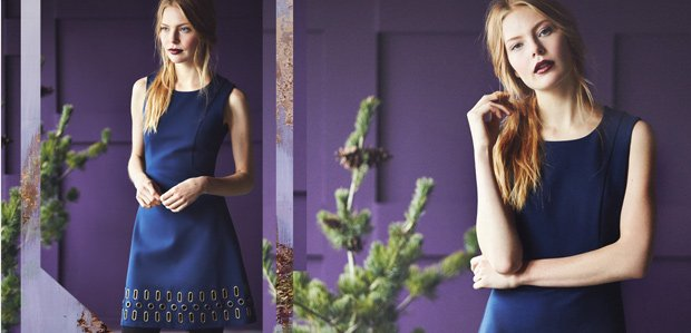 The Navy Dress: An Everyday Classic