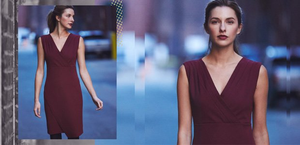 Own the Office: Tailored Dresses, Suits, & More