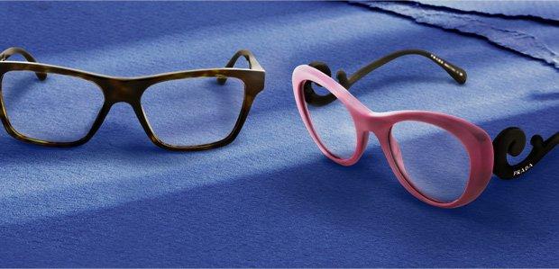 Eye Candy: Frames Featuring Saint Laurent