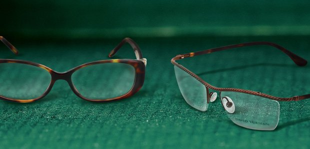 Eye Candy: Frames Featuring David Yurman