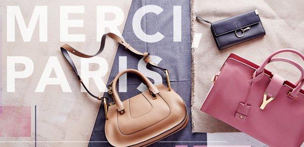 Merci, Paris: Handbags & More Featuring Chloe