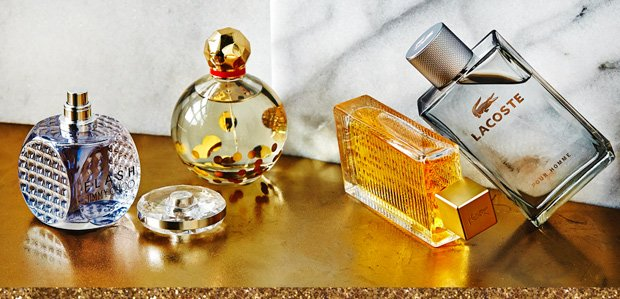 It's All in the Spritz: Fragrances That Shine
