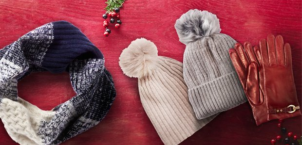 Bundle Up: Luxe Extras