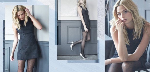3 Steps to Dressed: Dresses, Tights, & Pumps