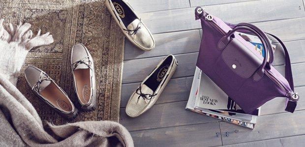 Longchamp & TOD's