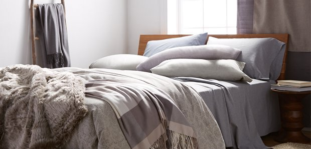 Cuddle Up in Flannel & More: The Cozy, Toasty Bed
