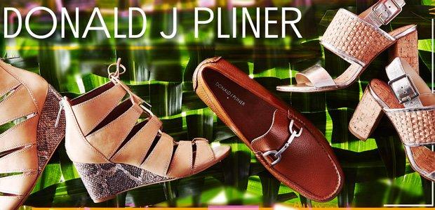 Donald J Pliner