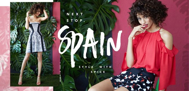 Next Stop, Spain: Style with Spice