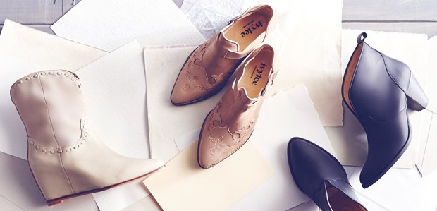 On Our Radar: Shoes by ivylee & More