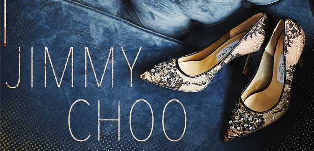 Jimmy Choo Shoes to Handbags