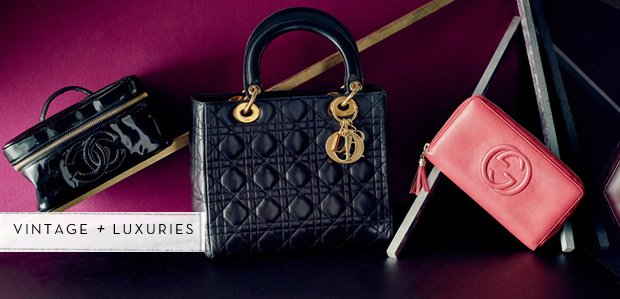 The Vault: Vintage Extras by Chanel & More