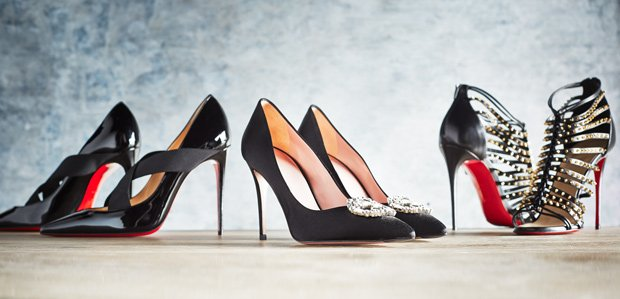 It Shoes: Luxe Picks Featuring Christian Louboutin