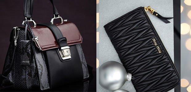 MIU MIU Handbags & Shoes