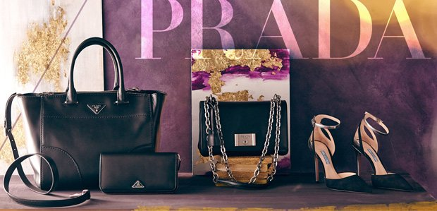 Prada Handbags & Shoes
