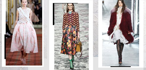 Fresh Off the Runway: 3 Trends from Fashion Month