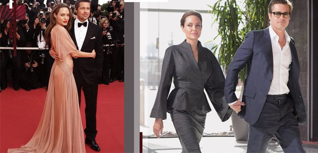 Meet the Pitts: Style Inspired by Brad & Angelina
