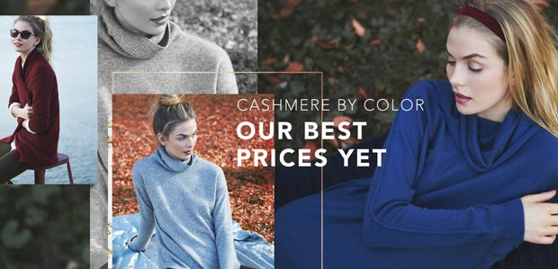 Cashmere by Color