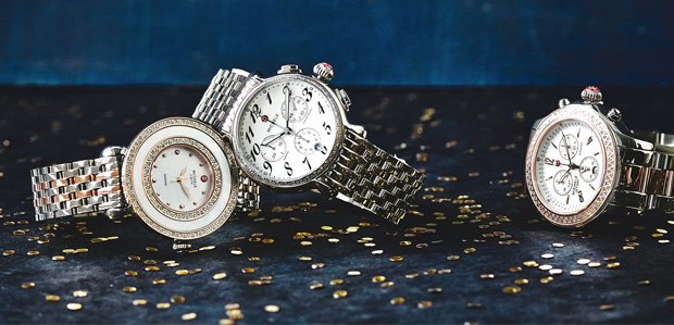 Perfect Timing: The Classic Diamond Watch