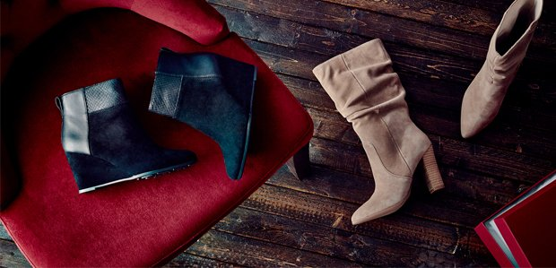 Simply Timeless: Boots & Shoes Featuring Tahari
