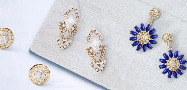 Outfit-Making Earrings: Total Stunners