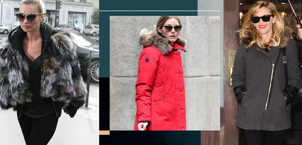 Outerwear Inspired by Celebs: Snag Their Style