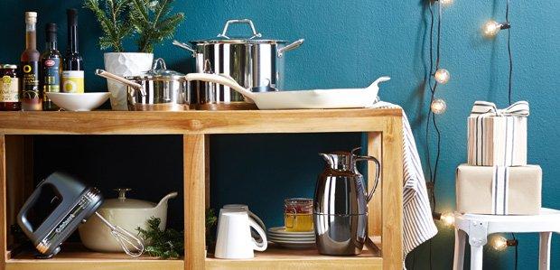 The Chef's Wish List: Cuisinart to Calphalon