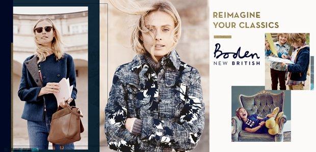 Boden & Mini Boden Clothing & Outerwear