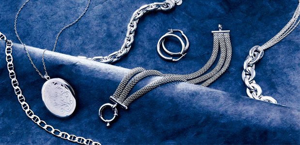 Sparkling Italian Silver: Necklaces to Earrings