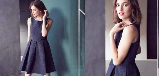 Fit & Flare Dresses: A Ladylike Classic