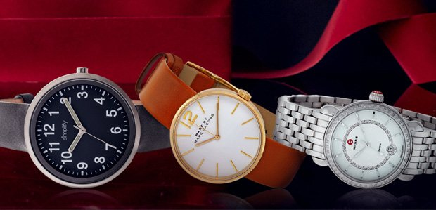 Let the Countdown Begin: Watches