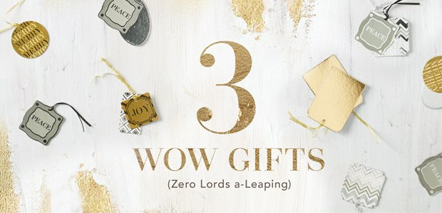The 12 Days of Giftsmas: 3 Days to Go