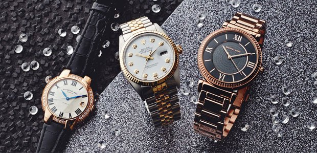 The Countdown Is On: Watches to Ring In 2016