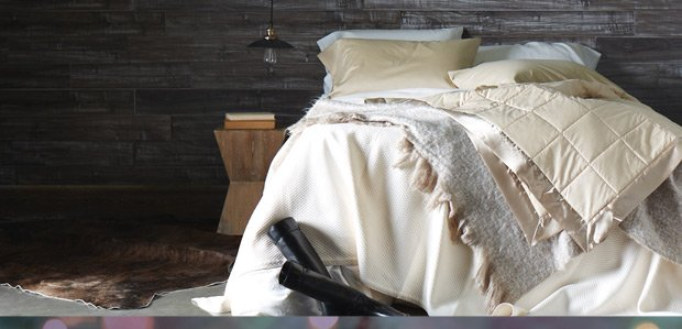 Chill-Proof Bedding: Toasty Down, Flannel, & More