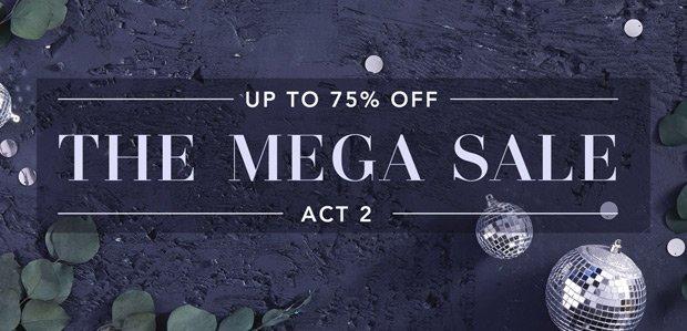 The MEGA Sale