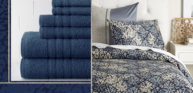 Live in Luxury: Bed & Bath Featuring Vera Wang
