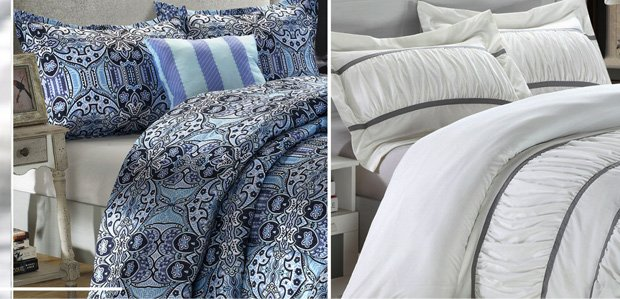 Choose Your Bedding Style: Feminine to Boho