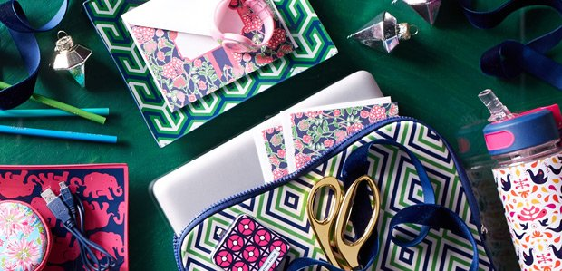 Prepped Up Gifts Featuring Lilly Pulitzer